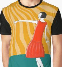 Die Frau, die in der Sonne tanzt Grafik T-Shirt