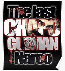 EL Chapo Guzman Der letzte Narco Poster