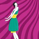 Die Frau, die in der Sonne tanzt 2 von WACHtraum