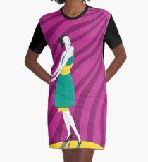 Die Frau, die in der Sonne tanzt 2 T-Shirt Kleid
