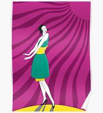 Die Frau, die in der Sonne tanzt 2 Poster