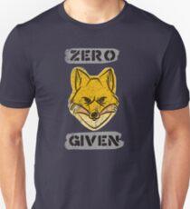ZERO FOX GIVEN Shirts Unisex T-Shirt