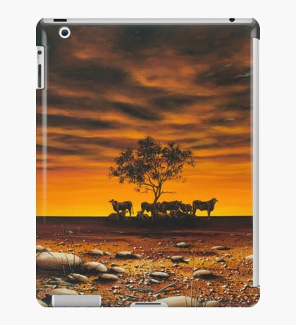 Another Day in Paradise iPad Case/Skin