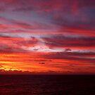Half Sky Sunset 2 von GedTKirk