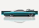 1966 Buick Wildcat Custom by kanseigazou