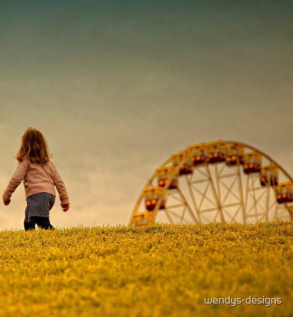 childhood fair,,,, by wendys-designs