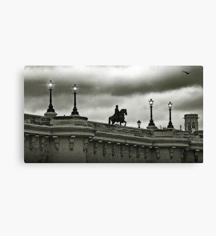 Pont Neuf Canvas Print