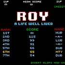 Roy; a life well lived by newbs