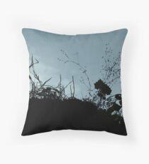 Cromford Wharf Throw Pillow
