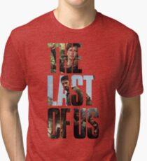 Tlou (collage) Tri-blend T-Shirt