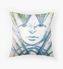 DEVA Throw Pillow