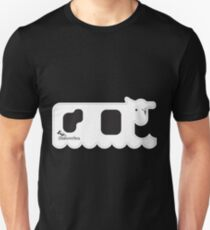 This Cow is 28aboveSea Unisex T-Shirt