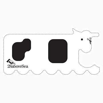 This Cow is 28aboveSea by 28aboveSea