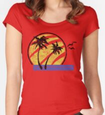 Ellie's shirt Women's Fitted Scoop T-Shirt