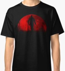 Red moon v2 Classic T-Shirt