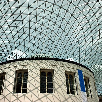 The British Museum by JohnDalkin
