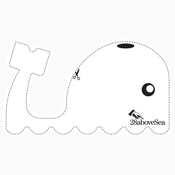 This Whale is 28aboveSea by 28aboveSea