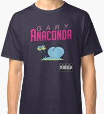 Gary Anaconda ( Parody ). Classic T-Shirt