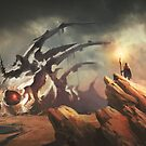 Skull Desert von Sandra Süsser