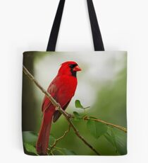 Summer Red Tote Bag