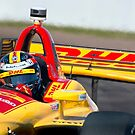 Grand Prix Race Car - Yellow/Red by BluEartharts