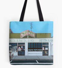 Pizza & Pasta Tote Bag