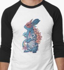 Lucky Rabbit Baseball ¾ Sleeve T-Shirt
