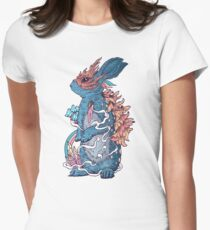 Lucky Rabbit Fitted T-Shirt