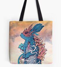 Lucky Rabbit Tote Bag
