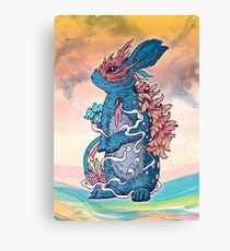 Lucky Rabbit Canvas Print