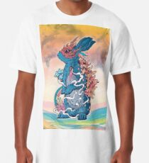Lucky Rabbit Long T-Shirt