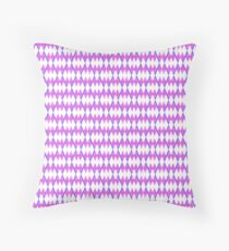 Zag Zig #4 Throw Pillow
