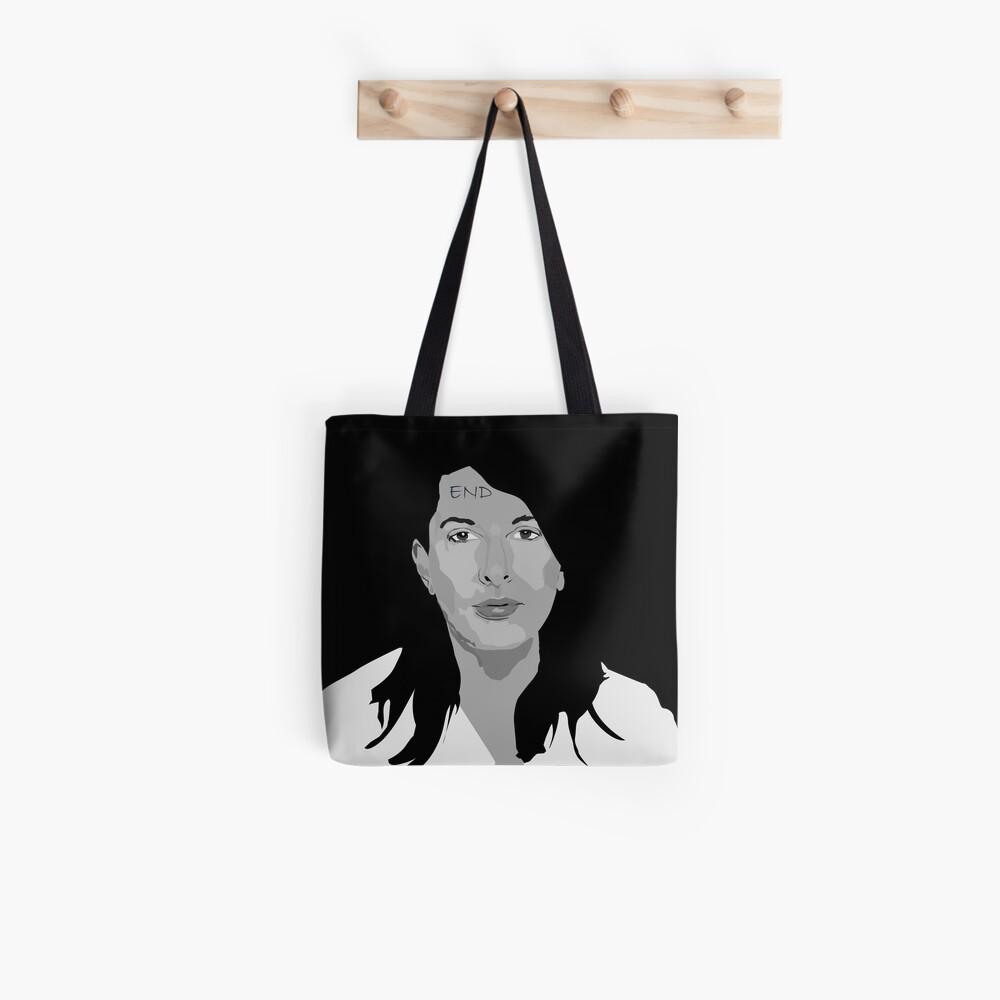 Marina Abramovic - Rhythm -  Tote Bag