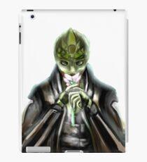 thane krios iPad Case/Skin