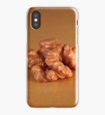 Walnut  iPhone Case/Skin