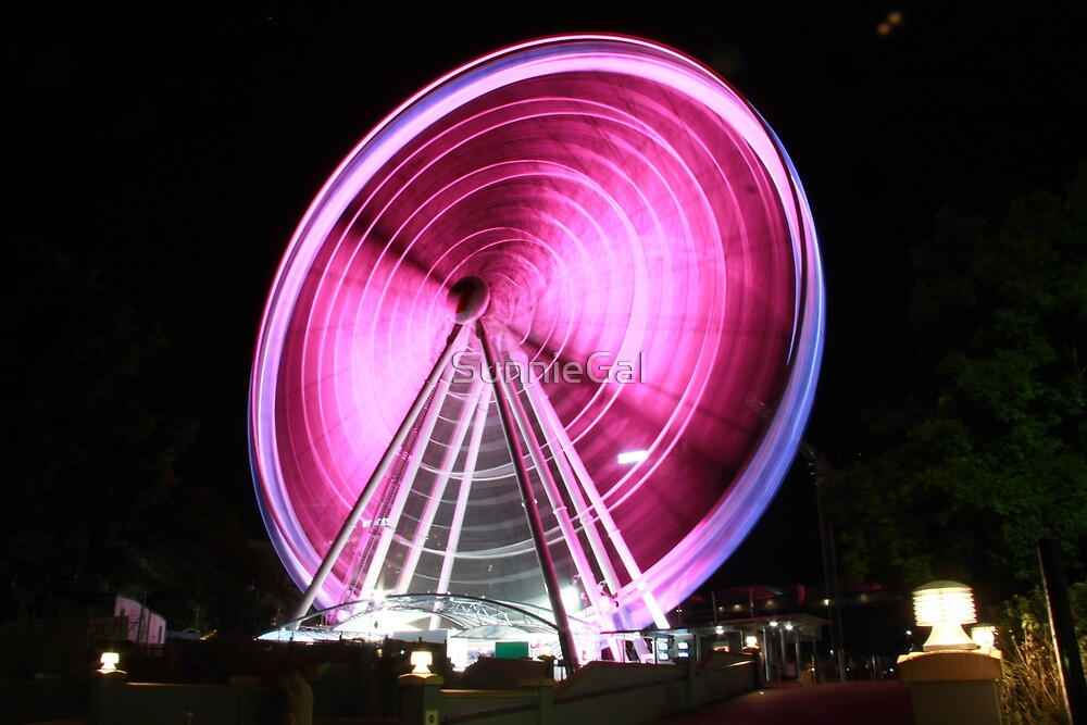 The Wheel of Brisbane by SunnieGal