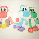 Yoshi's by 37giggles
