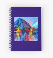 wast water Spiral Notebook