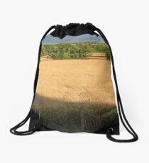 Afternoon Sun Drawstring Bag
