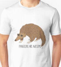 Pangolins sind fantastisch cooles Pangolin Geschenk Slim Fit T-Shirt