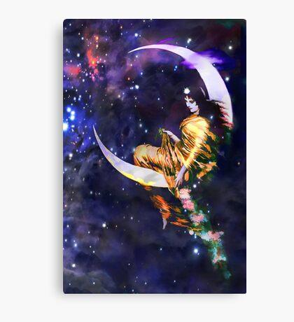 Miss Luna... Canvas Print