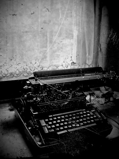 All Work and No Play Makes Jack a Dull Boy ~ West Park Asylum by Josephine Pugh
