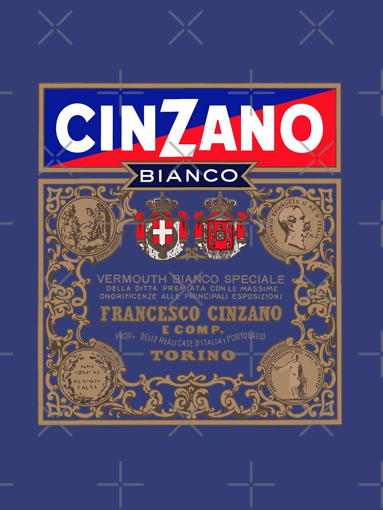 CINZANO by marketSPLA