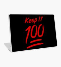 Keep It 100 Laptop Skin