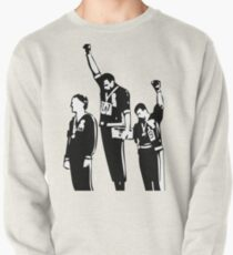 1968 Olympische Spiele Black Power Salute Sweatshirt