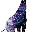 «Nebulosa Acuarela - Jirafa» de HausOfAyr