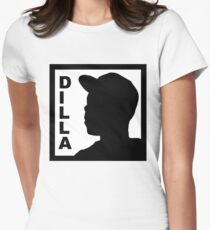 Dilla Women's Fitted T-Shirt