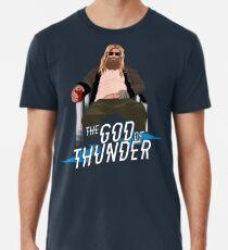 Der Donnergott Premium T-Shirt