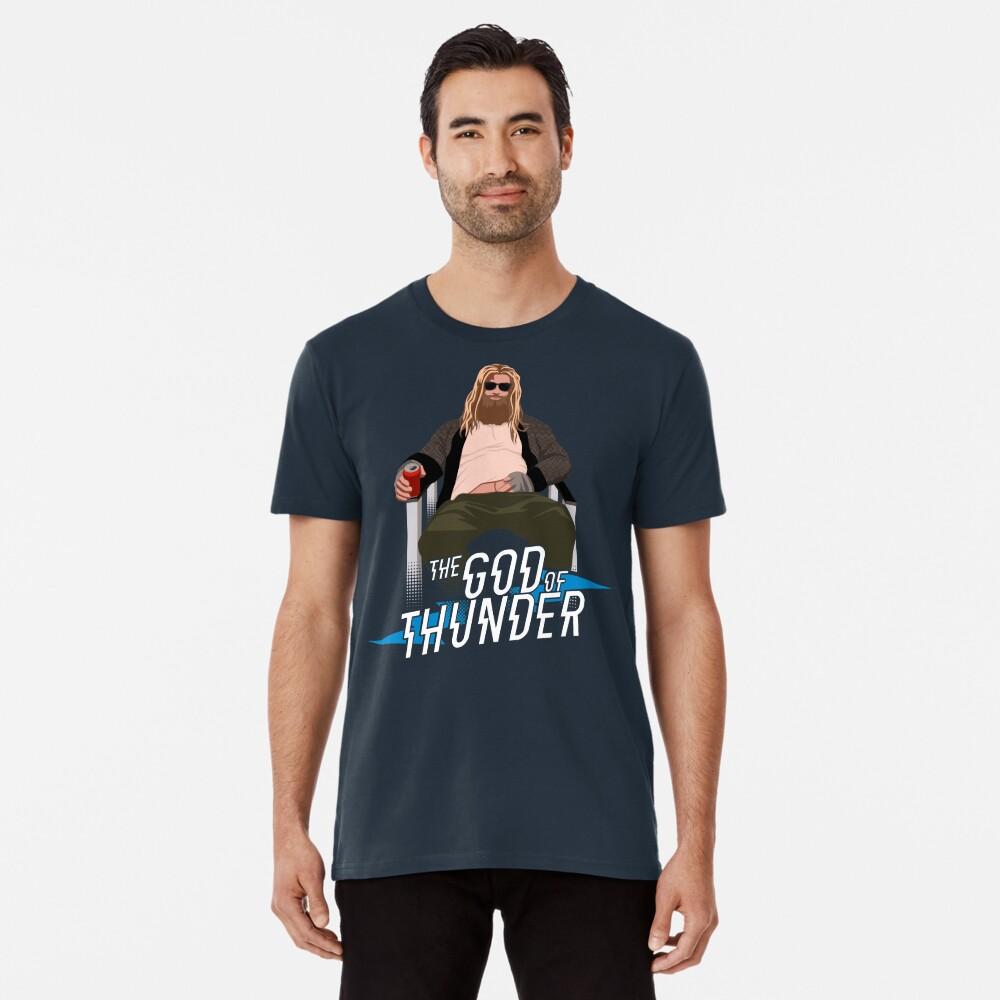 The God of Thunder Premium T-Shirt