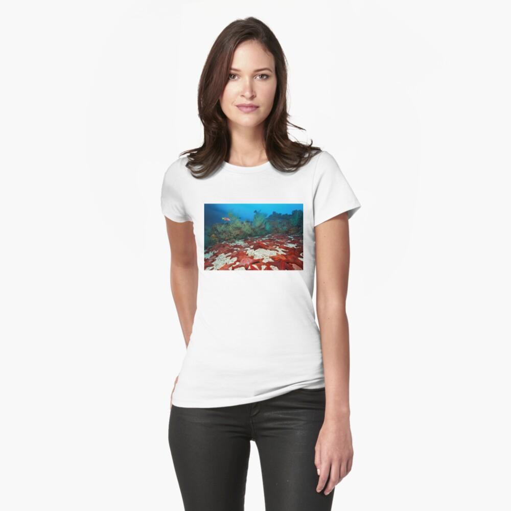 Krieg der Sterne Tailliertes T-Shirt